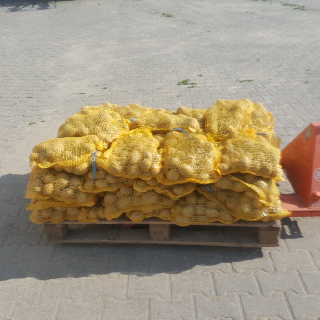 Grimme consumptie aardappelen